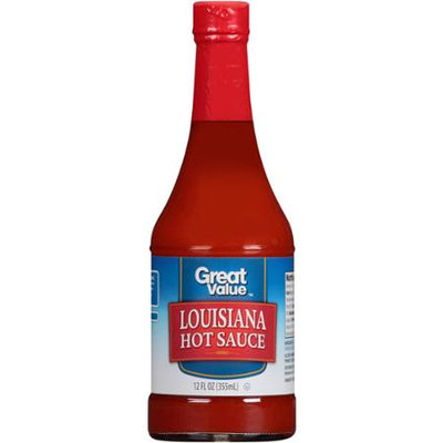 Great Value Louisiana Hot Sauce