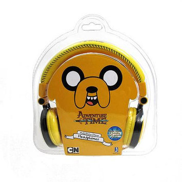 Jazwares, Inc Adventure Time Jake Fold-Up Stereo Headphones