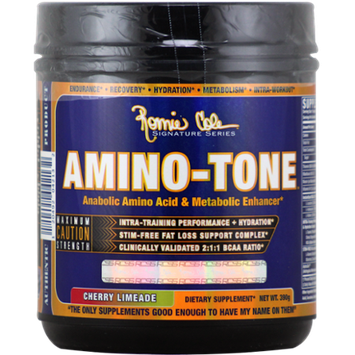 Ronnie Coleman Signature Series Amino-Tone Cherry Limeade 390 g