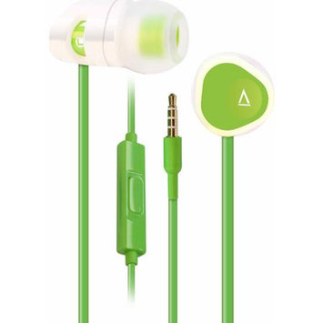 Creative Labs 51EF0600AA013 HITZ MA200 InEar Headset Grn