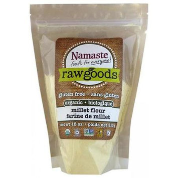 Namaste Foods Organic Millet Flour 6 pack