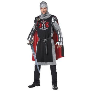 California Costume Collections Mens Medieval Knight Costume Size L/XL