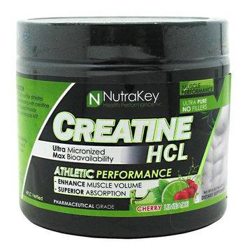 Nutrakey 6150089 Creatine Hcl Cherry Limeade 125 Serving