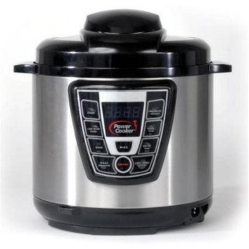 Tristar Products Inc. Power Cooker Pressure Cooker