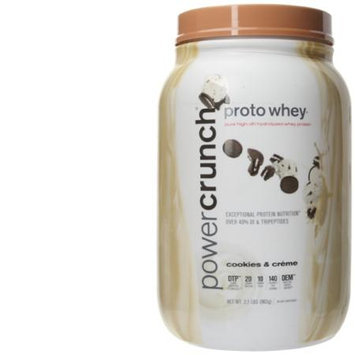 Bio-nutritional BNRG Power Crunch Proto Whey