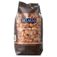 Delallo Gluten Free Pasta Shells No. 91 - 12 oz