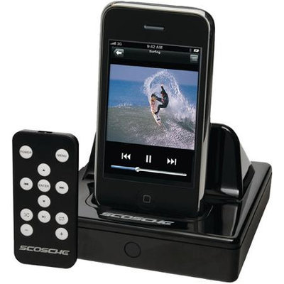 Scosche Ipavdoc2 Soundview Ii iPod /iPhone Dock