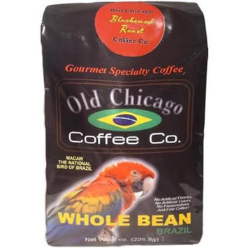 Old Chicago C00170 Brazil Dark Coffee Beans Pack Of 3