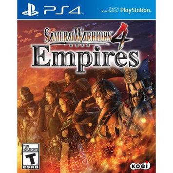 Koei Tecmo America Corpo Samurai Warriors 4: Empires Playstation 4 [PS4]