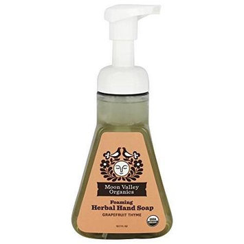 Moon Valley Organics - Foaming Herbal Hand Soap Grapefruit Thyme - 10.7 oz.