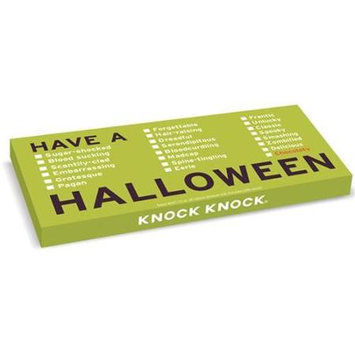 Praim LLC KK1012 HAVE A HALLOWEEN CHOCOLATE - Pack of 10