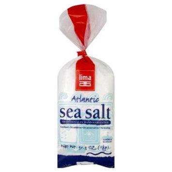 Lima Fine Atlantic Sea Salt - -Pack of 12