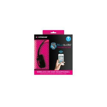 Xtreme Cables And Accessories Xtreme Cables 51423 Pink Bluetooth Headphone