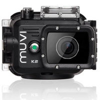 Veho VCC-A035-WPC 100m Waterproof Case for MUVI K-Series Handsfree Camera