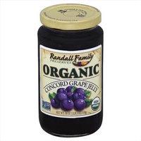 Randall Family Preserves 18 oz. Organic Concord Grape Jelly Preserve Case Of 6
