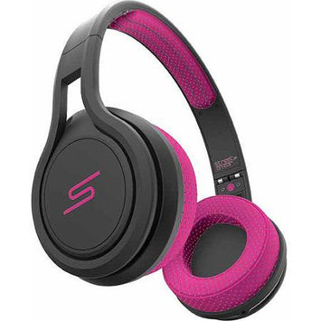 SMS Audio Sport Wired On Ear Headphones - Pink