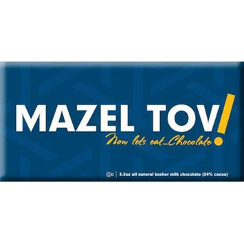 Praim LLC PR1033 MAZEL TOV CHOCOLATE - Pack of 10