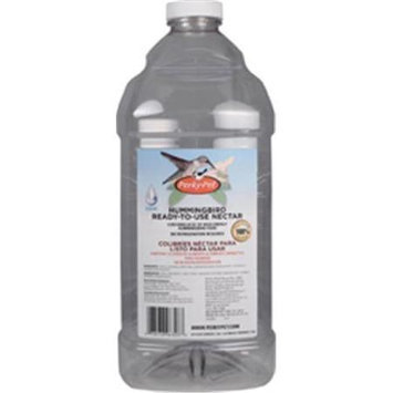 Perky Pet Liquid Hummingbird Nectar Size 64 Oz
