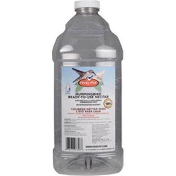 Perky Pet Liquid Hummingbird Nectar Size 64 Oz