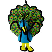 Tuffy Zoo Peacock Dog Toy