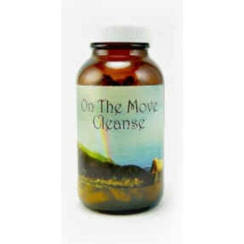 Vitamyr Natural Products On the Move Cleanse (Natural Laxative) 120 Caps Natural Herbal Cleanse