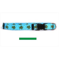 Yellow Dog Design KG103L Solid Kelly Green Standard Collar - Large
