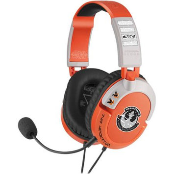 Turtle Beach Systems Turtle Beach - Star Wars X-wing Pilot Over-the-ear Gaming Headset - Orange/gray