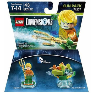 Warner Brothers Wb Games - Lego Dimensions Fun Pack (dc Comics: Aquaman) - Multi