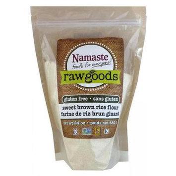 Namaste Foods Sweet Brown Rice Flour 6 pack