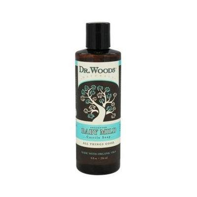 Dr. Woods Naturals Castile Liquid Soap - Baby - 8 fl oz