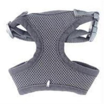Hamilton Pet Soft Mesh Dog Harness Small Black MHB SMBK