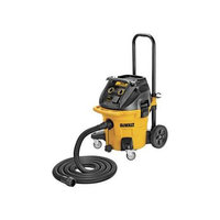 Dewalt DWV012R 10 Gallon HEPA Dust Extractor with Automatic Filter Clean