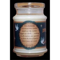 The Vine Candles 09407X Candle Jar Eucalyptus Mint Soy ROM 8 38 39 12 Oz