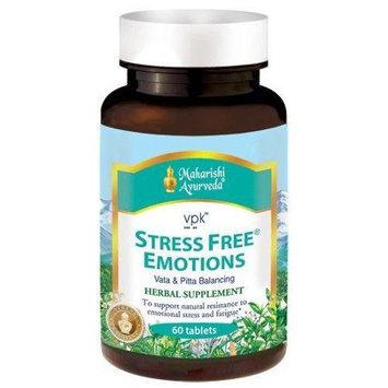VPK by Maharishi Ayurveda - Stress Free Emotions - 60 Tablets
