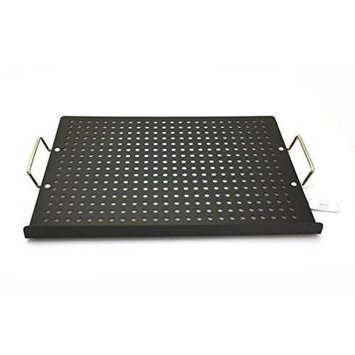 Chefgadget Heavy Nonstick Enameled Barbecue Grill Top Rack
