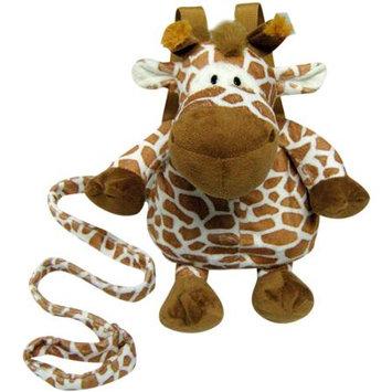 Animal Planet Giraffe Backpack Harness (Brown/Cream)