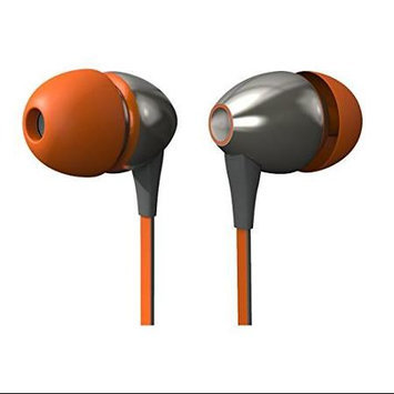 Dvd Popclik Evolo Earphones, EV1-OR, Orange