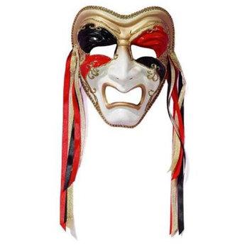 Forum Novelties Inc Forum Novelties 65622F Tri Color Tragedy Mask