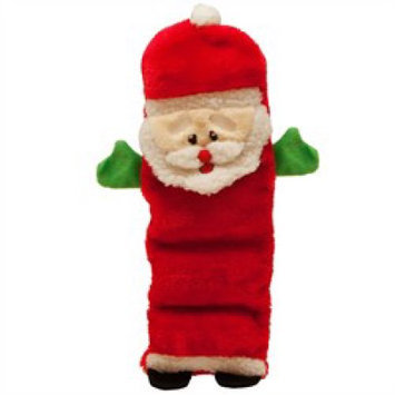 Cherrybrook Holiday Invincibles 5 Squeaker Santa