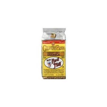 Bob's Red Mill Granola Gluten Free Honey Oat 12 oz