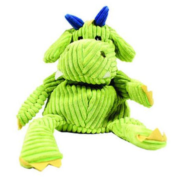 Hugglehounds Puff The Knottie Dragon Dog Toy