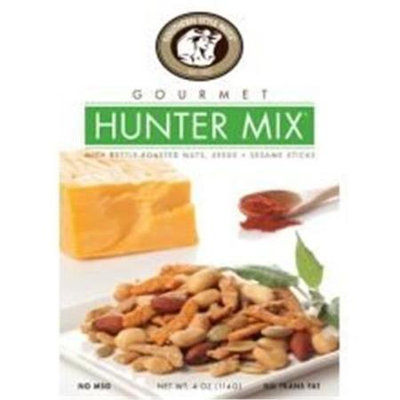 Southern Style Nuts Gourmet Hunter Nut Mix 4 Ounce (Pack of 6)