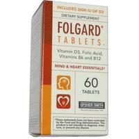 Folgard Folgard Dietary Supplement Tablets, 60 Each