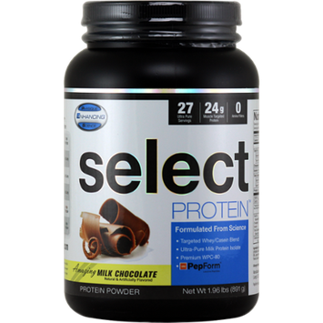 Physique Enhancing Science SELECT PROTEIN(tm) - Amazing Milk Chocolate