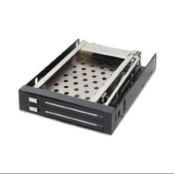 SYBA Removable Storage DeviceSY-MRA25008 3.5inch Mobile Rack for Two 2.5inch SATA HDD Retail