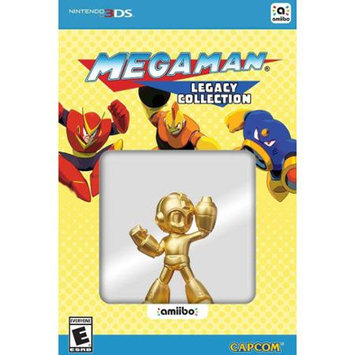 U & I Entertainment Mega Man Legacy Collection - Collector's Edition - Nintendo 3ds