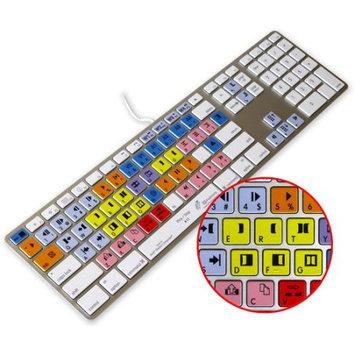 Xskn KB Covers Keyboard for Avid Media Composer, US/ANSI