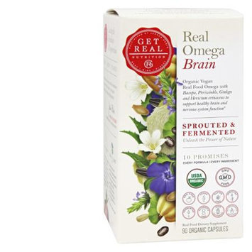 Get Real Nutrition Real Omega Brain