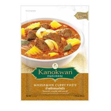 Kanokwan 1.76 Ounce Massaman Curry Paste