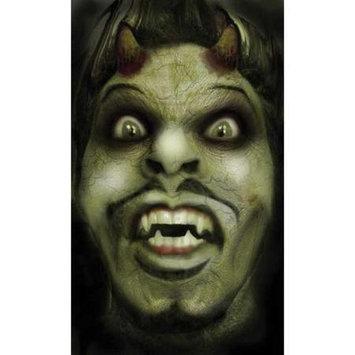 Paper Magic Group Spooky Scene Window Shadows Decor Evil Devil